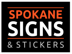 Spokane Signs & Stickers