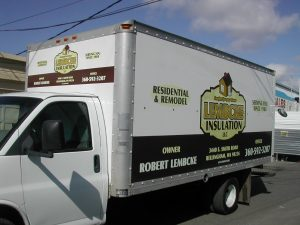 Vehicle Wraps, Lettering & Graphics